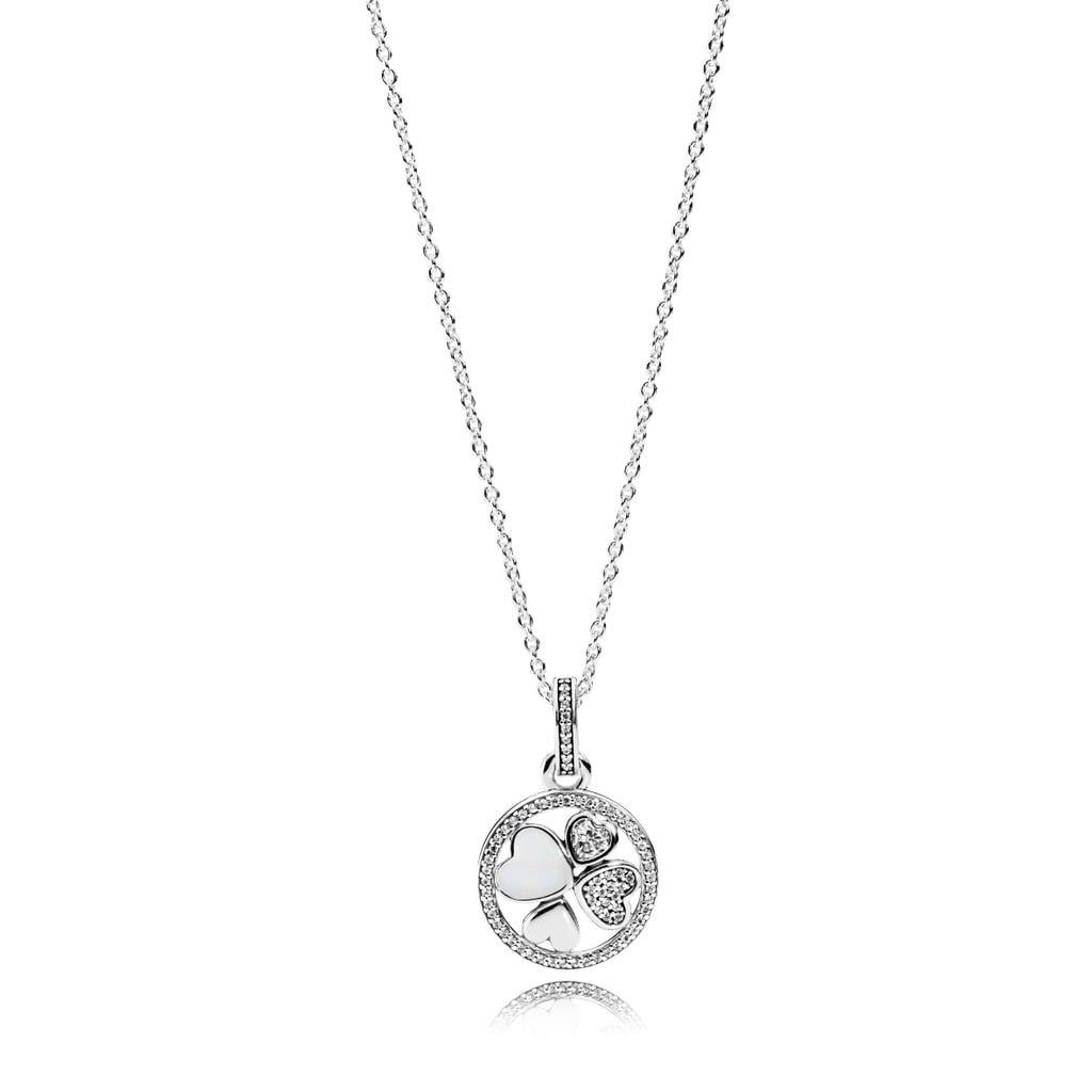 Pandora Hearts of Love Necklace, $119