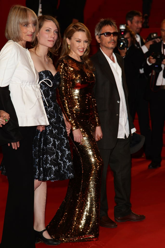 Kylie Minogue Shines at the Cannes Premiere of Holy Motors