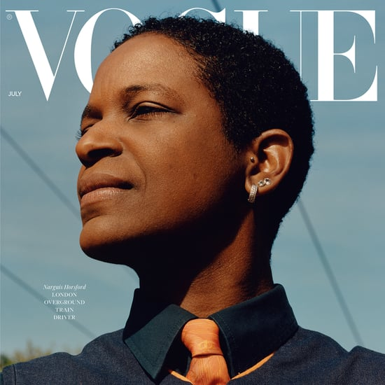 British Vogue's July 2020 Cover Honors Essential Workers