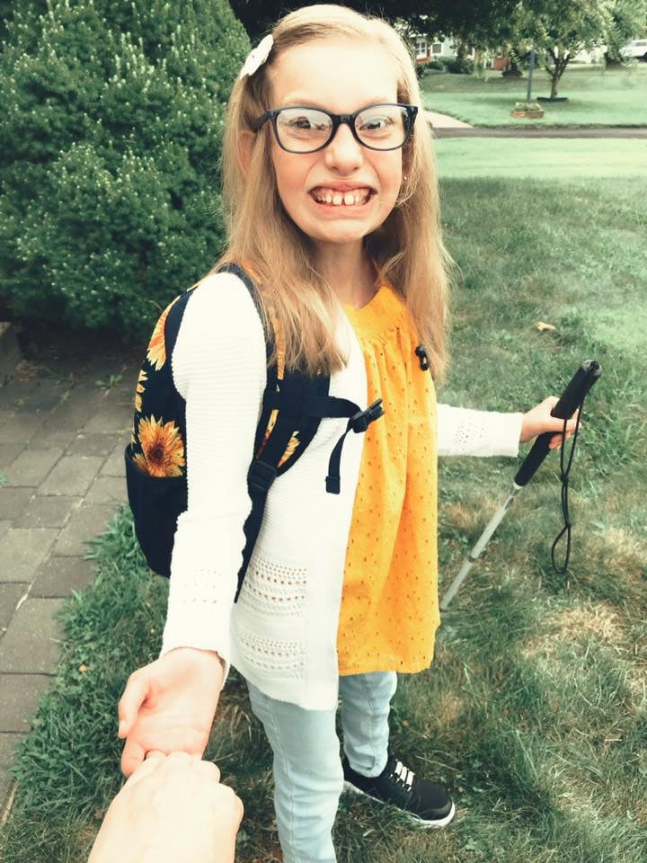 "A Mom Explained Why Back-to-School Season Is ""Just Plain Hard"" When Your Child Has Disabilities"