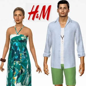 H&M Lets You Try On Clothes Via a Virtual Model of Yourself With Your Measurements