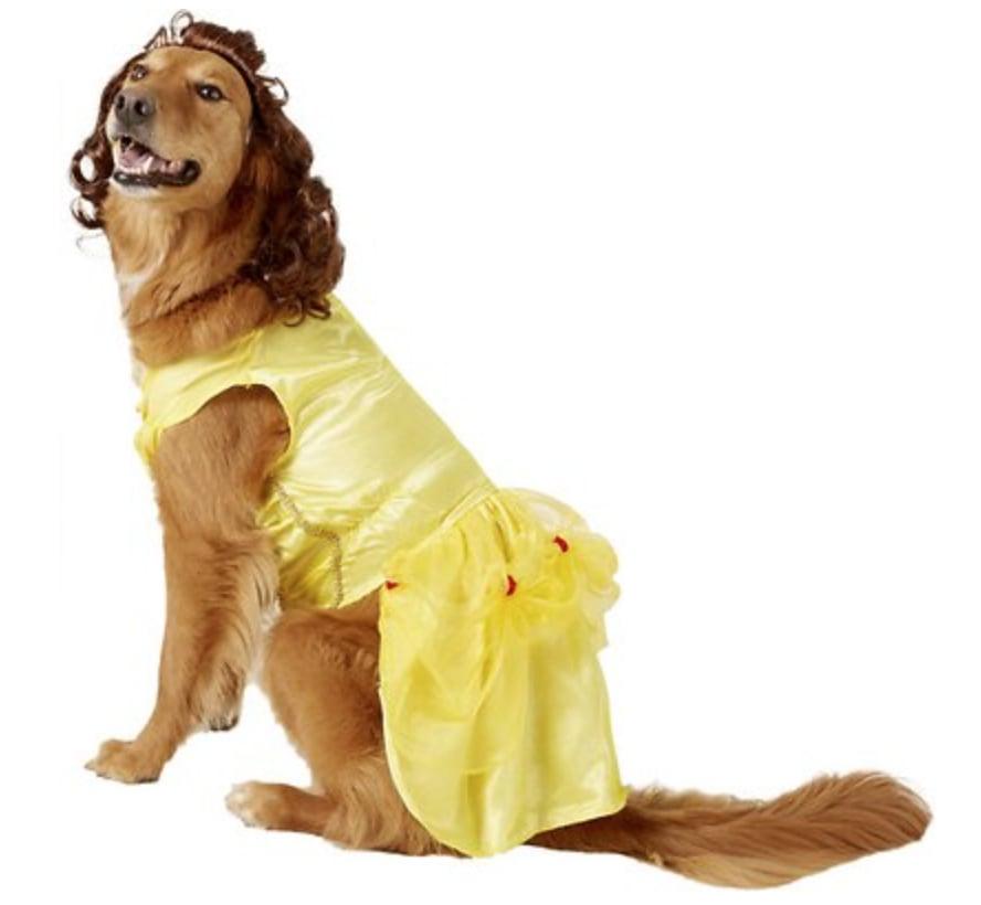 Rubie's Costume Company Belle Disney Princess Dog Costume