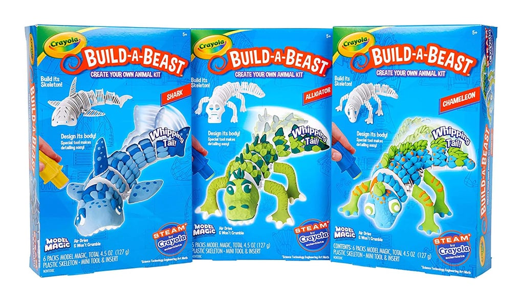 Crayola Build-a-Beast