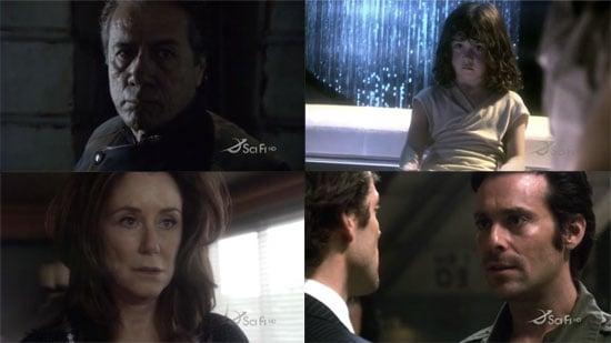"Battlestar Galactica Recap Quiz Episode 19 ""Daybreak Pt.1"""