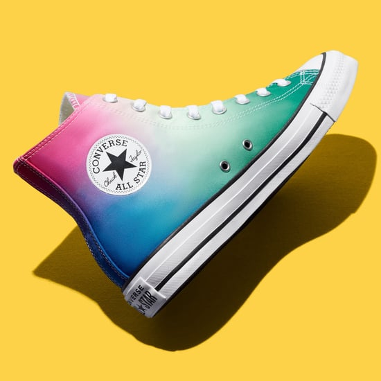 Converse Psychedelic Rainbow Sneakers | 2020