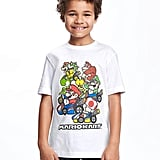 Old Navy MarioKart Graphic Tee