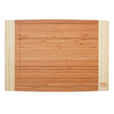 "Chicago Cutlery® Woodworks 14"" x 20"" Bamboo Cutting Board"