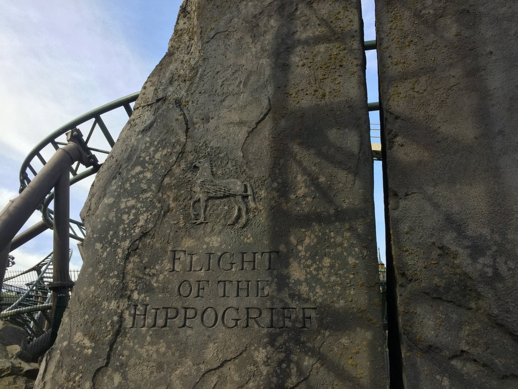 Ride Flight of the Hippogriff