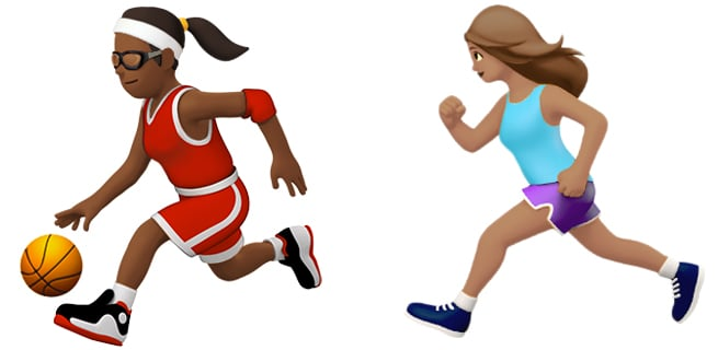 Girl Power! The Newest Emoji Available on iOS 10 Have Been a Long Time Coming