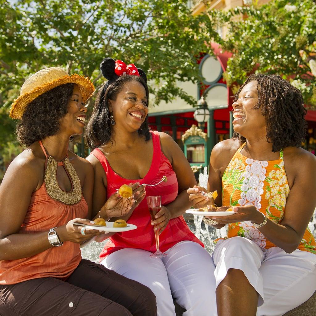 Disney World Food & Wine Festival Photos