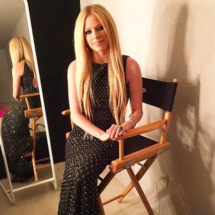 Avril Lavigne Performs at the Special Olympics 2015 | Video