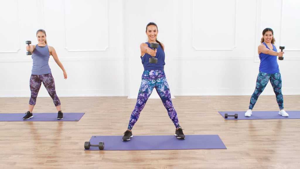 Boost Your Mood With This Fun 30-Minute Workout