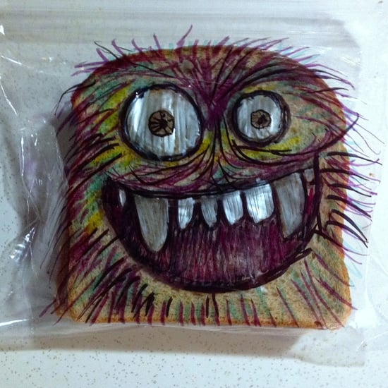 "Boston Dad's ""Sandwich Art"" Goes Viral"