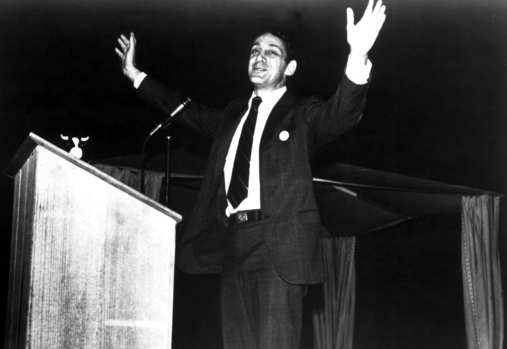 The Real-Life Harvey Milk
