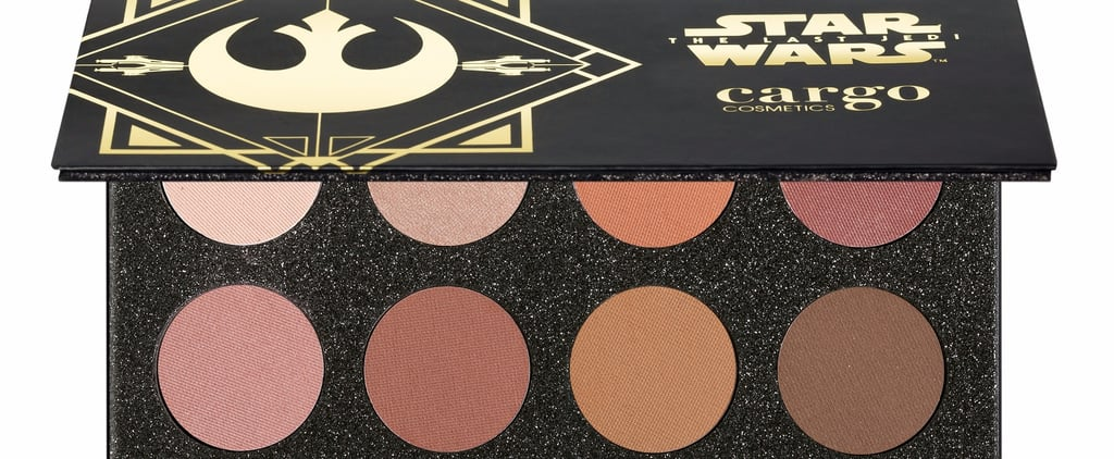 Cargo Just Launched a Star Wars Makeup Collection — And You're Going to Want It All!
