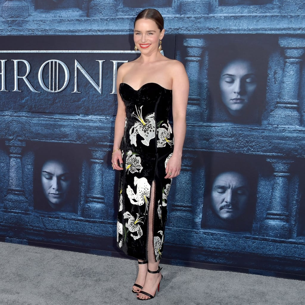 Game of Thrones Red Carpet Premiere Dresses