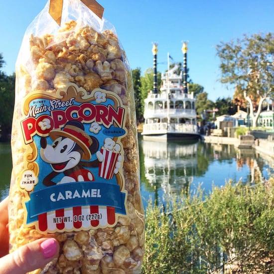 Best Disney Popcorn Flavors