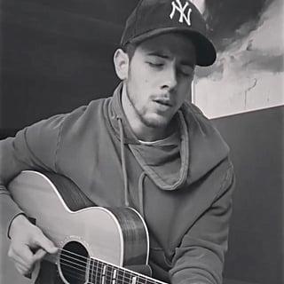 "Nick Jonas ""Shallow"" Cover"