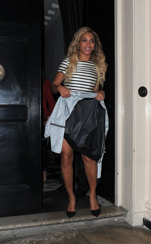 Beyoncé and Jay Z Party Until 5 in the Morning!