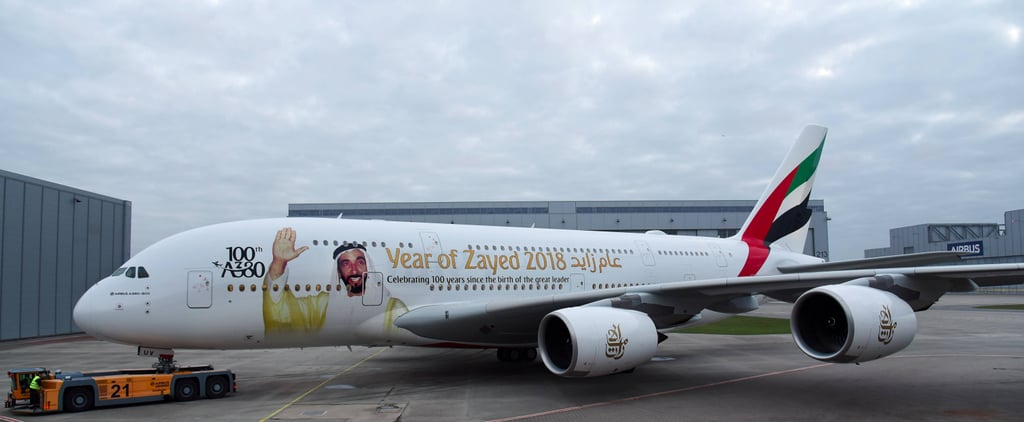 Emirates Paid Fitting Tribute to the UAE With the Launch of Their 100th A380
