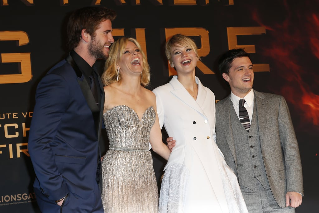 When They Had a Hearty Laugh With Elizabeth Banks