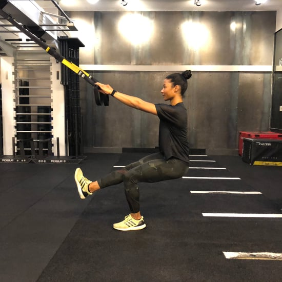 Lower-Body TRX Workout