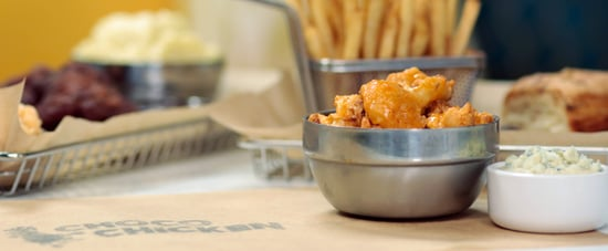 "Vegetarian Buffalo ""Chicken"" Recipe"