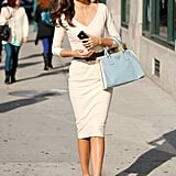 Miranda Kerr spent time out in NYC.