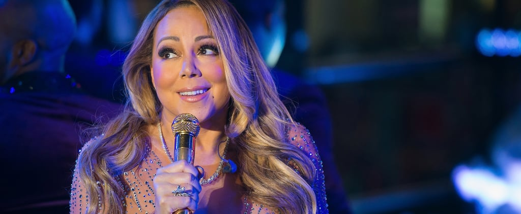 Mariah Carey's Post About the FaceApp Challenge