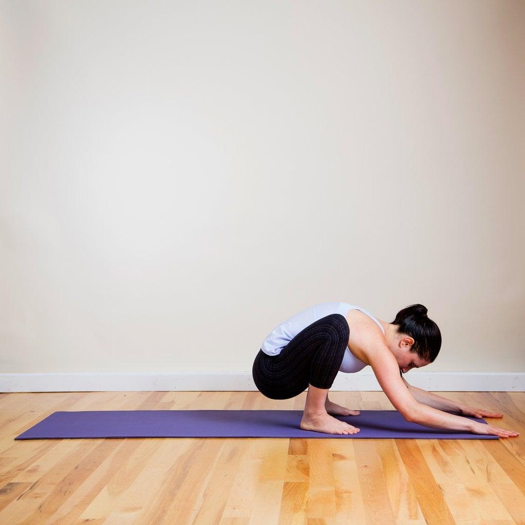 Debloating Yoga