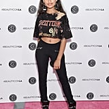 A Led Zeppelin Crop Top on the Red Carpet? Heck Yeah