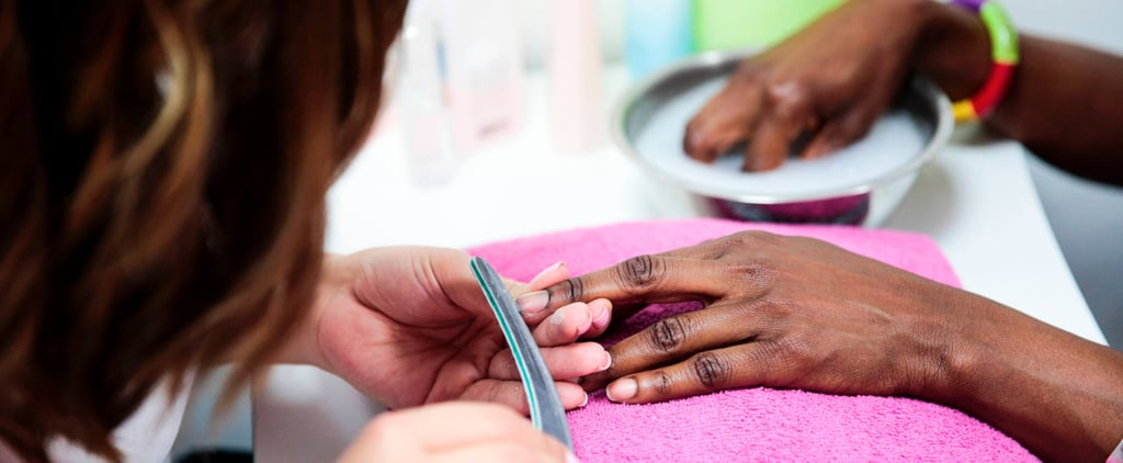 """This Woman Asked For """"Round Nails""""  From the Salon and the Result Is Horrifying!"""
