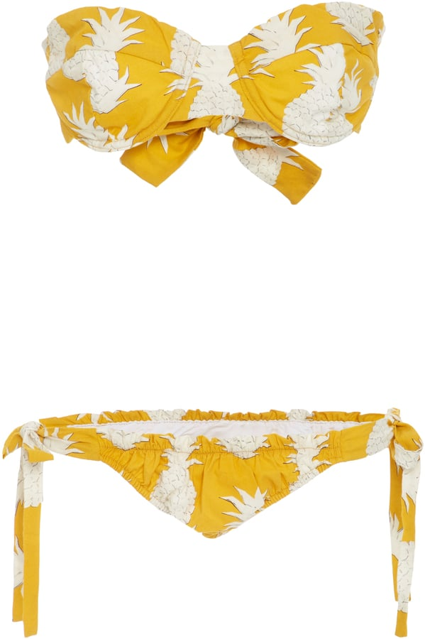Osklen Pineapple Bikini Set