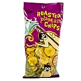Roasted Plantain Chips ($2)