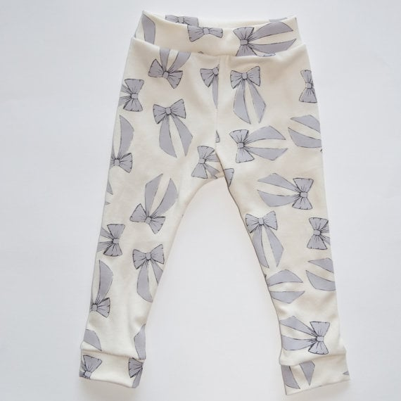 Eleventy-Five's Sweetbow Leggings ($38) get our vote for the prettiest pair — anywhere!