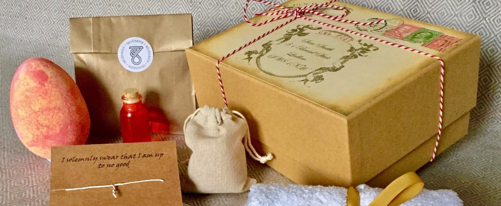 This Harry Potter Bath Bomb Set Is the Next Best Thing to a Weasley Christmas Package
