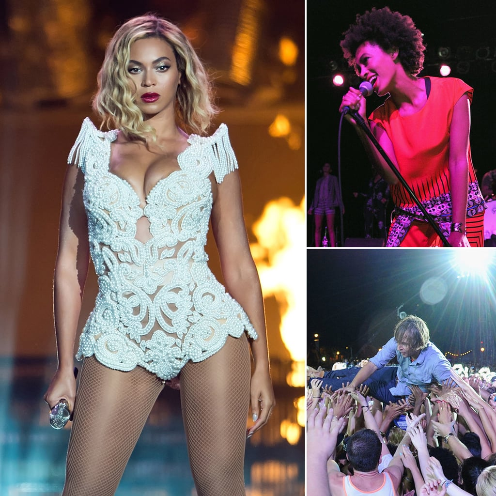 Beyonce at Made in America Festival 2013 Pictures