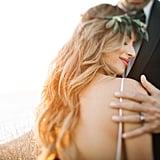 Stylish Beach Wedding