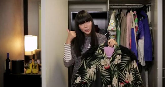 Style Bubble's Susie Bubble Talks Us Through Her Fashion Week Travelling Wardrobe