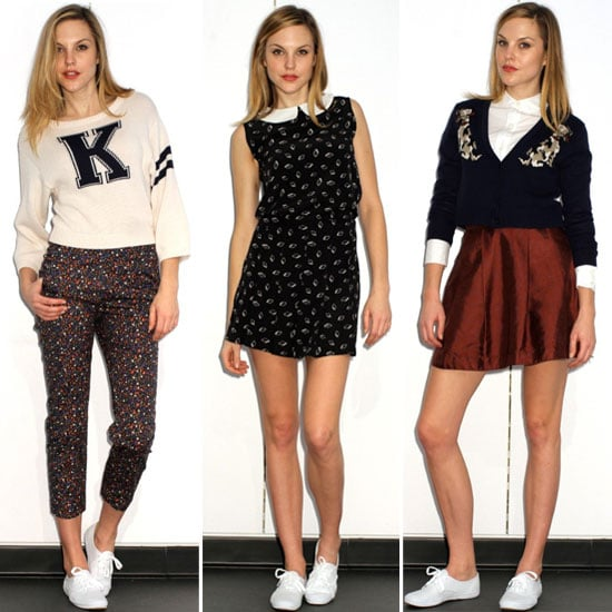 Keds Launching First Clothing Line: Available Online at Opening Ceremony. Peep the Collection and Tell Us Would You Wear It?