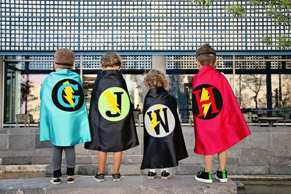 Personalized superhero Costumes