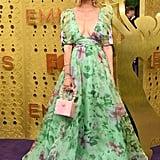 Heidi Gardner at the 2019 Emmys