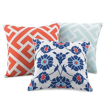 Williams-Sonoma Home Printed Outdoor Pillows