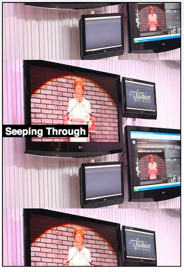 Seeping Through
