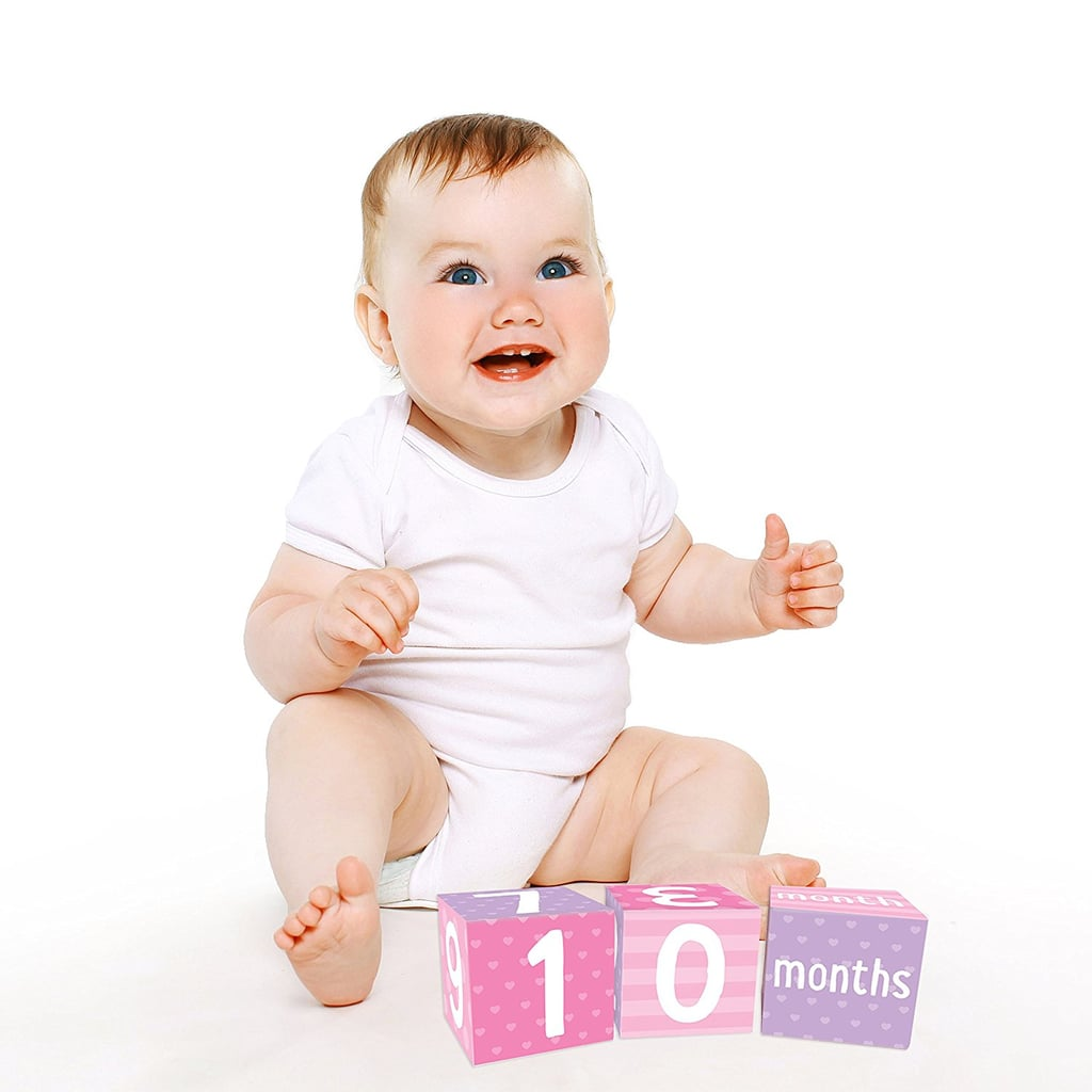 Photo Sharing Baby Age Milestone Blocks