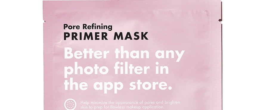 This $3 Sheet Mask From E.L.F. Doubles as a Makeup Primer