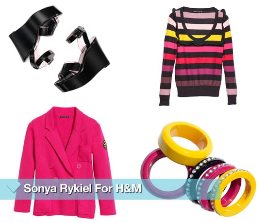 Photos of Sonya Rykiel For H&M Knitwear Collection