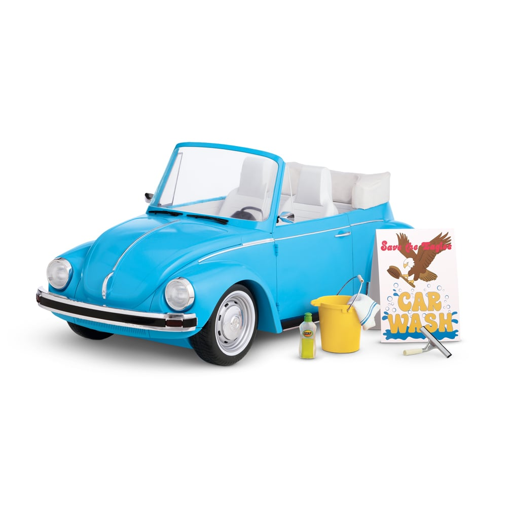 American Girl Julie's Car Wash Set