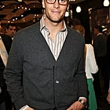 Tom Brady was in NYC for the opening of Ugg For Men.