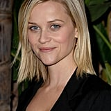 Reese Witherspoon's Blunt Bob in 2008
